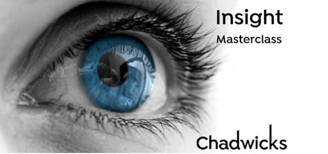 Chadwicks Insight Masterclass