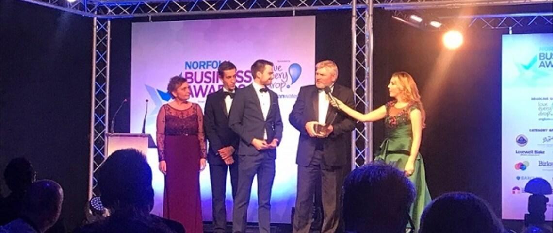 UEA sponsors Knowledge Pioneer Award