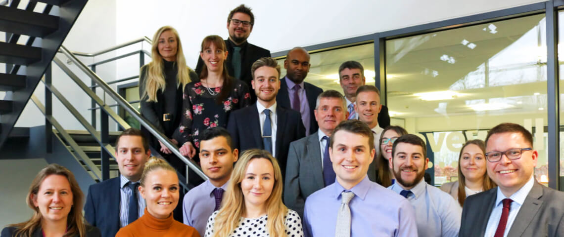 Lovewell Blake named top UK accountancy firm for service to charities