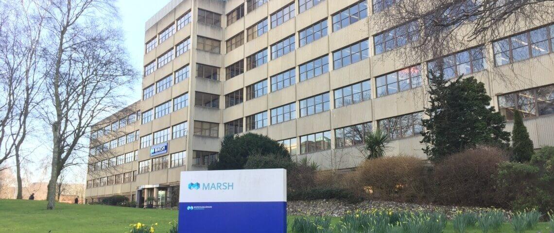 Marsh Apprenticeship Scheme 2019