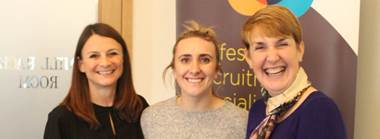 Read how our Women's Leadership Programme supported Rebecca to become a senior leader at Lintbells