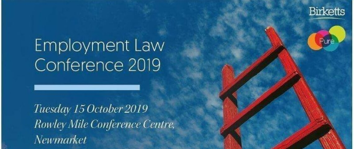 Pure supports Birketts annual Employment Law Conference