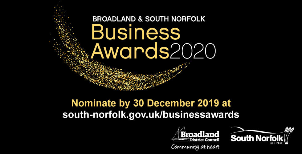 Broadland and South Norfolk Business Awards 2020
