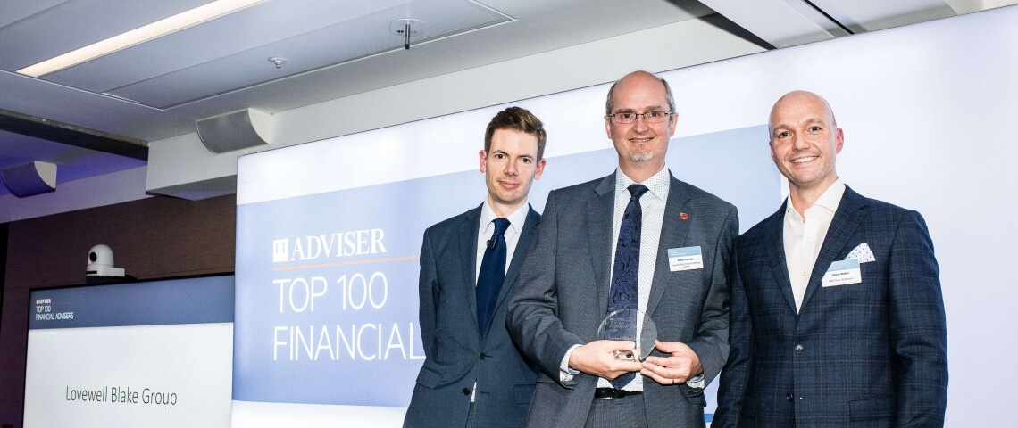 FT rates East Anglian firm in Top 100 financial planners in the UK