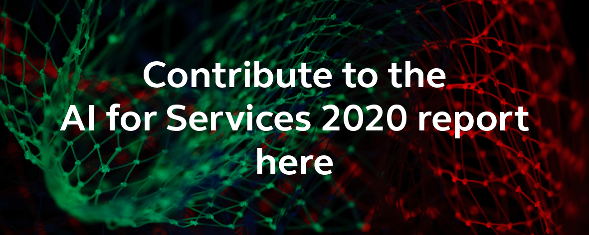 AI for Services 2020 Report