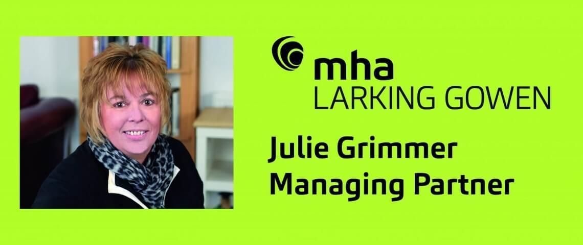MHA Larking Gowen appoints new Managing Partner in 2021