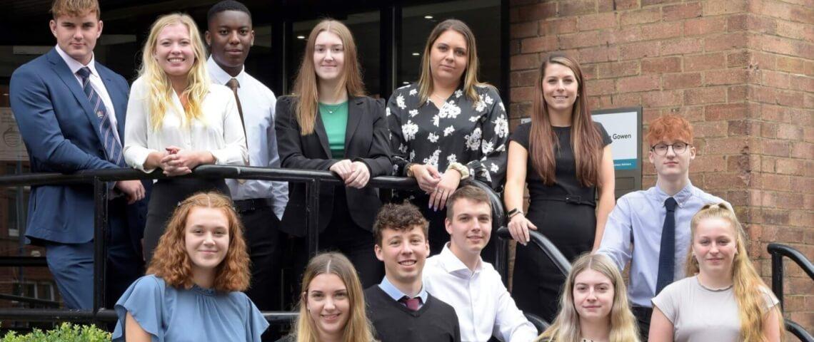 New talent arrives at leading East Anglian accountants, Larking Gowen